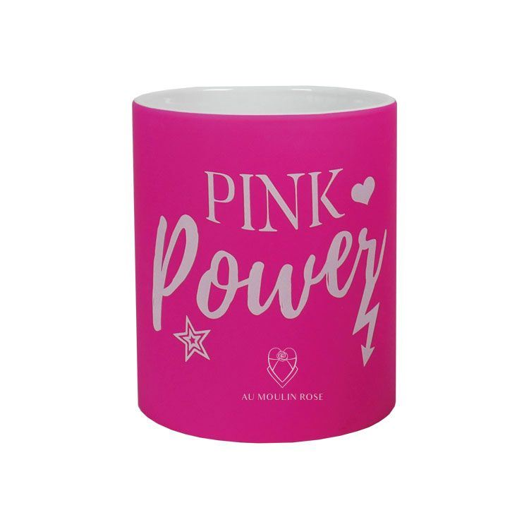 Mug Pink Power - Rose