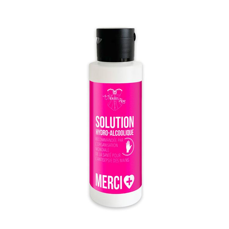Pack Trio Solution Hydroalcoolique - LOT DE 3